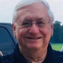 Rev. Doug Baker, 71, of Bolivar