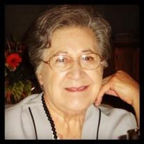 Virginia Belle Gonzales