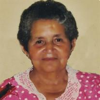 Justina Diaz Peguero