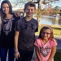 Tiffany, Michael & Danielle Williams