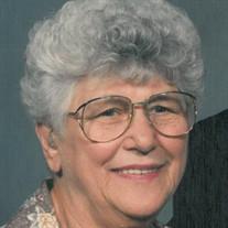 Gertrude Zang