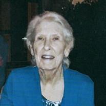Mrs. Celia Frances Sosebee