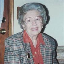 Jean Elizabeth Myers