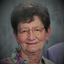 Mrs Barbara Jo Brannen