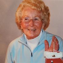 Mrs. Evelyn Mae Woodward