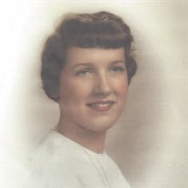 Mrs. Ruth Ann Jordan