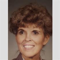 Barbara Watkins Croxton
