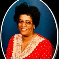 Bertha M. Davis