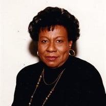 Alma Jean Scriven