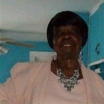 Mrs. Gladys Daniels