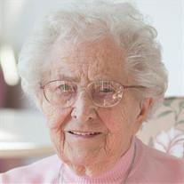 Sr. Cecilia Moloughney