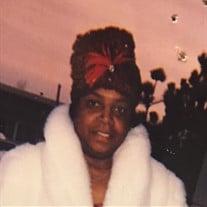 Mother Patricia Ann Barnett-Sanders