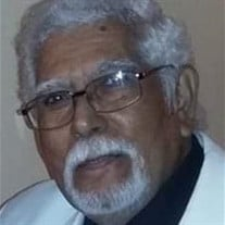 Mr.  Guillermo  Elton Young  Sr.