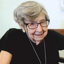 Avis Geraldine Erickson