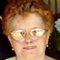 Mrs. Linda Marie Henderson Hunter