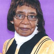 Pastor Eloise C Corbin