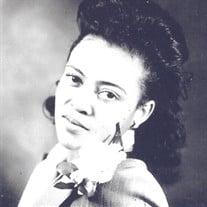 Mrs. Melba Jernigan Menefee