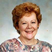 Peggy Ann Thompson