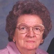 Mrs. Claudia Louise Burch