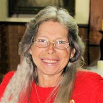 Mary Bledsoe of Henderson, TN