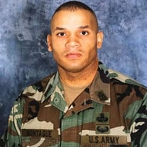 1SG, Damon Michael Montague, US Army (Retired)