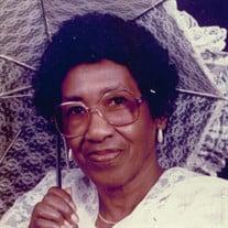 Mrs. Essie Mae Barnes