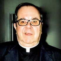 Rev. Msgr. Albert George Bergeron