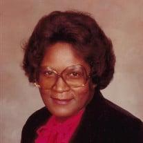 Mrs. Gloria Dean Davenport