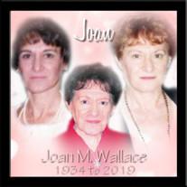 Joan M. Wallace