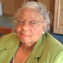 Mother Dorothy M. Parham Kemp
