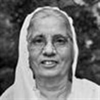 Surjit Kaur Bhatti