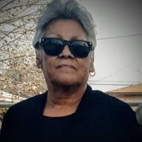 Evelyn Ruth Hernandez