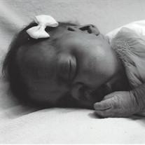 Baby Charlotte Elizabeth Haley
