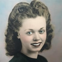 Josephine Joyce Cox