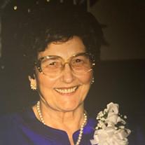 Annie Lavada Edwards