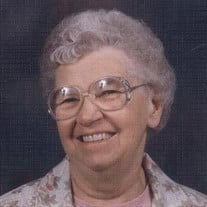 Mrs. Eunice Josephine Leath Hancock