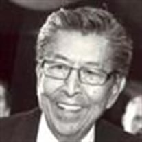"Mr Jose "" Pepe""  Alejandro Rojas Sr."