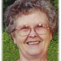Peggy Marlene Butler Wooten  Gray