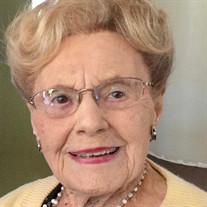 Bernice Rehfeld Voorhees