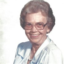 Virginia M.  Wetzel