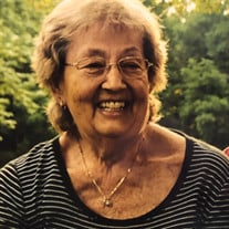 "Elizabeth ""Betty"" Louise O'Dell"