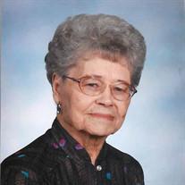 Beulah Beatrice McGlasson Shaw Huffman