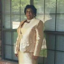 Mrs. Lepora Green Ellis