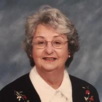 Shirley Marian Auten Keistler