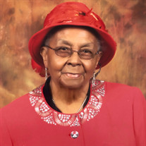Sis. Mary Lene Person Foster