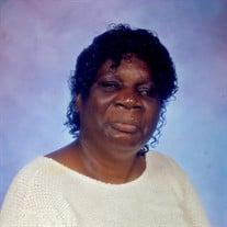 Mrs. Geaneava Edwards Ferrell