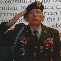 SSG Joseph Michael Coyle  Sr.