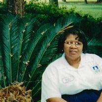 """Audrey Jean """"Ms. Audrey"""" Watkins"""