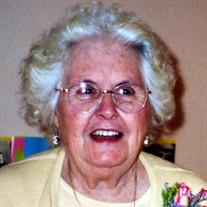 Florence M. Jones