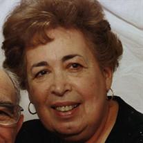 Mrs. Josephine M. (Lupia) Catera